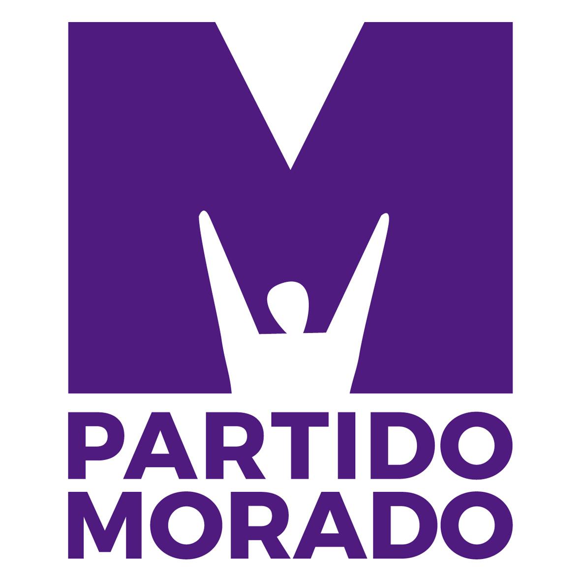 Resultado de imagen para PARTIDO MORADO